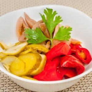 Salata de muraturi Bucuresti comanda delivery livrare mancare produse traditionale romanesc traditional