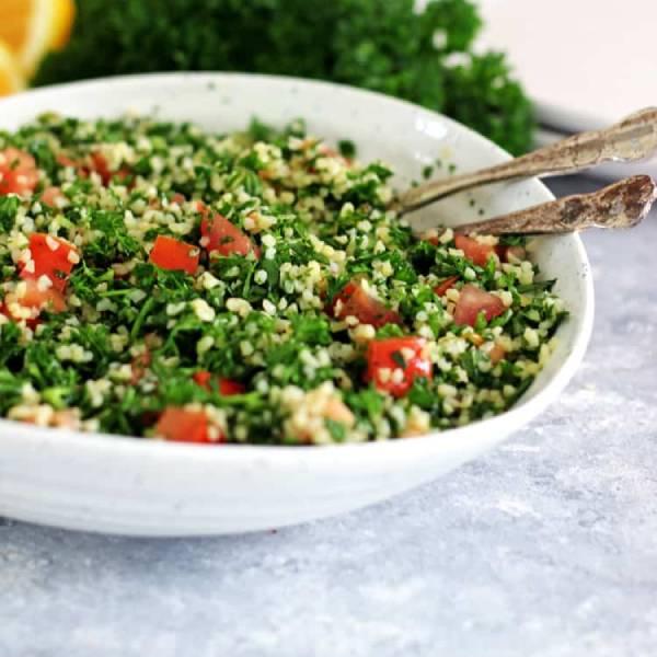 Delivery Salată Tabbouleh Oala Bucuresti Chefs