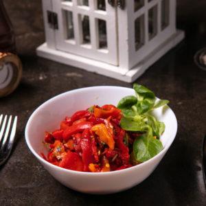 Salata de ardei kapia Bucuresti comanda delivery livrare mancare produse traditionale romanesc traditional
