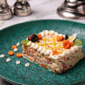 Salata de boeuf Bucuresti comanda delivery livrare mancare produse traditionale romanesc traditional